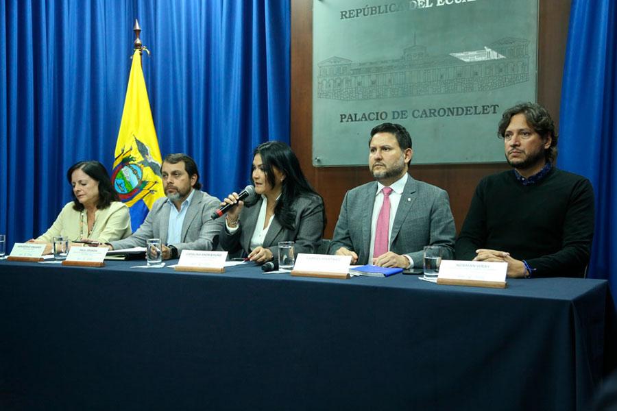 Medidas contra el Coronavirus en Ecuador
