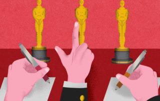 cómo se eligen los Oscar
