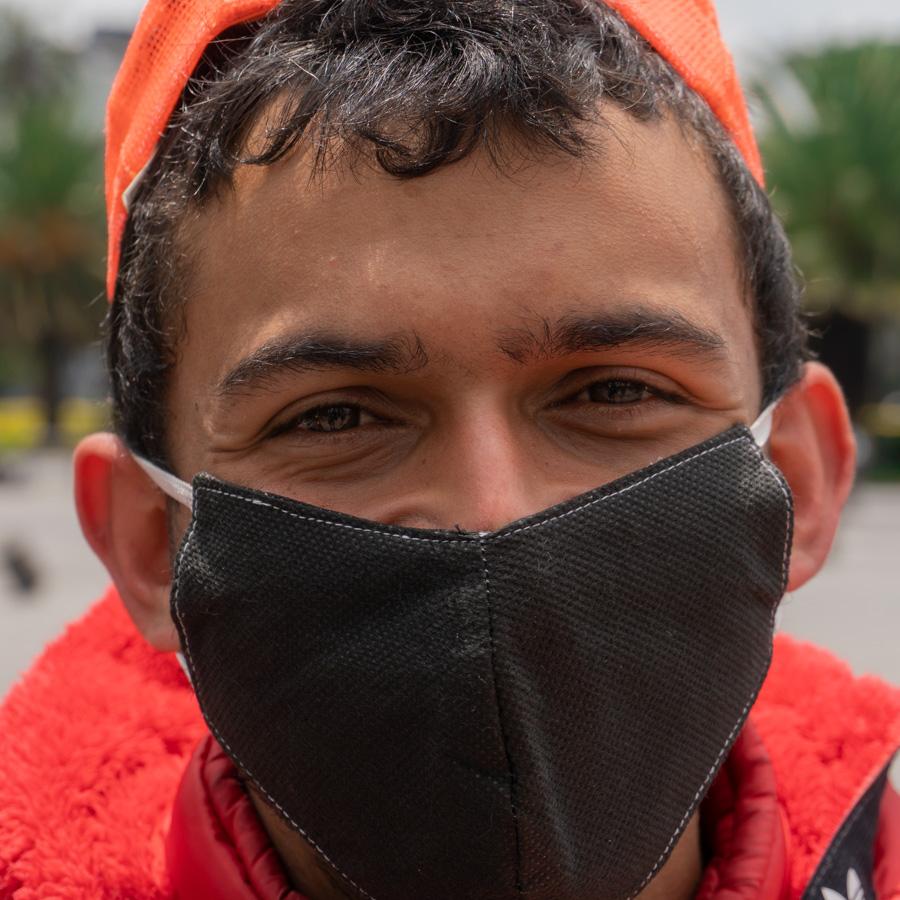 coronavirus en Ecuador salir a trabajar en la cuarentena