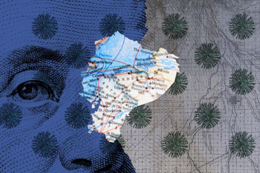 impacto económico del coronavirus en Ecuador