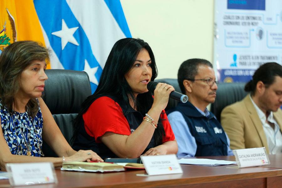 Casos de coronavirus aumentan en Ecuador