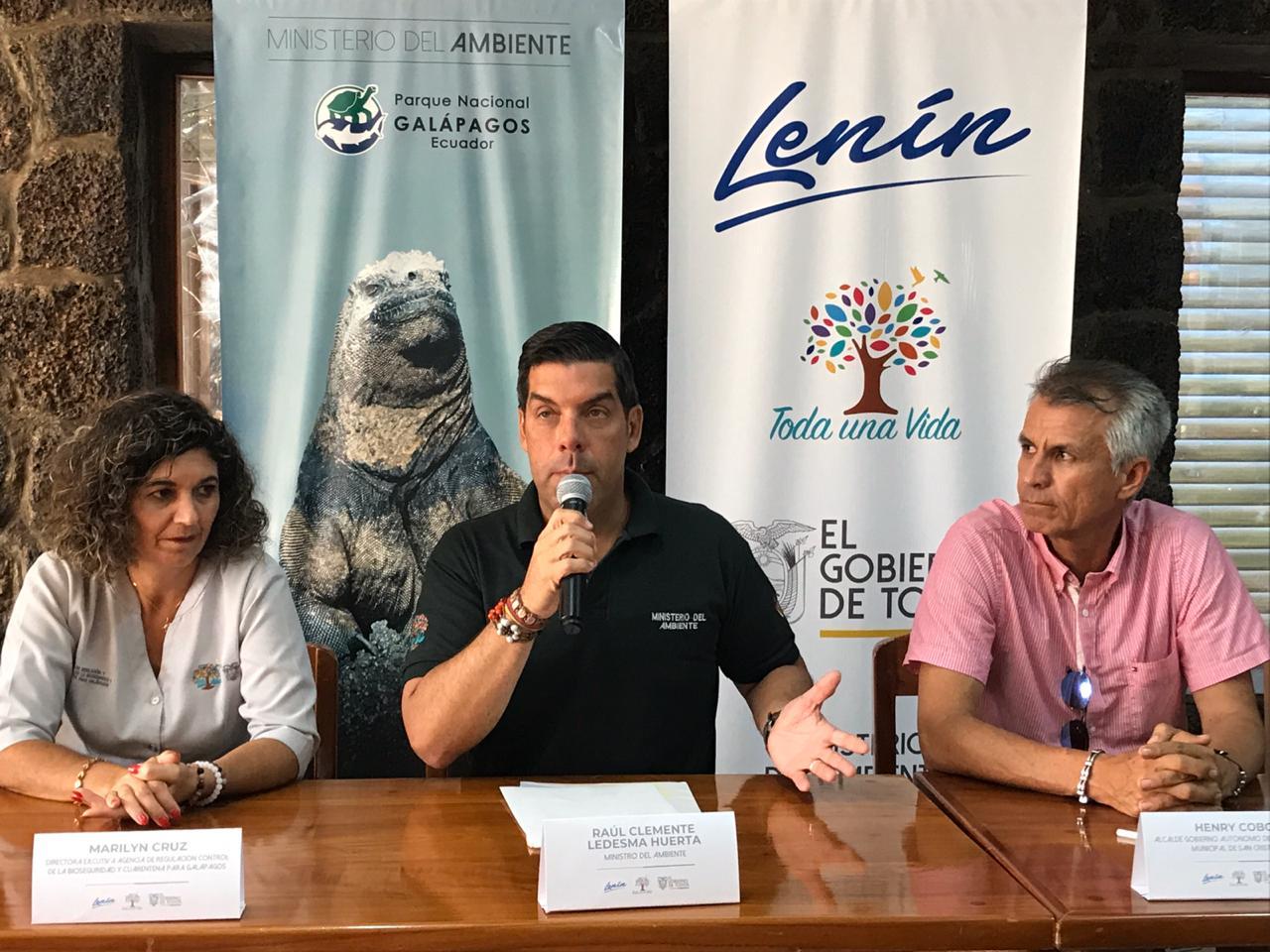 Nuevo Ministerio de Ambiente y Agua en Ecuador
