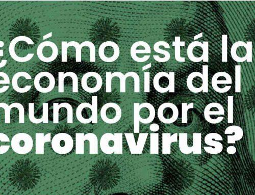 ¿Cómo está la economía del mundo por el coronavirus?