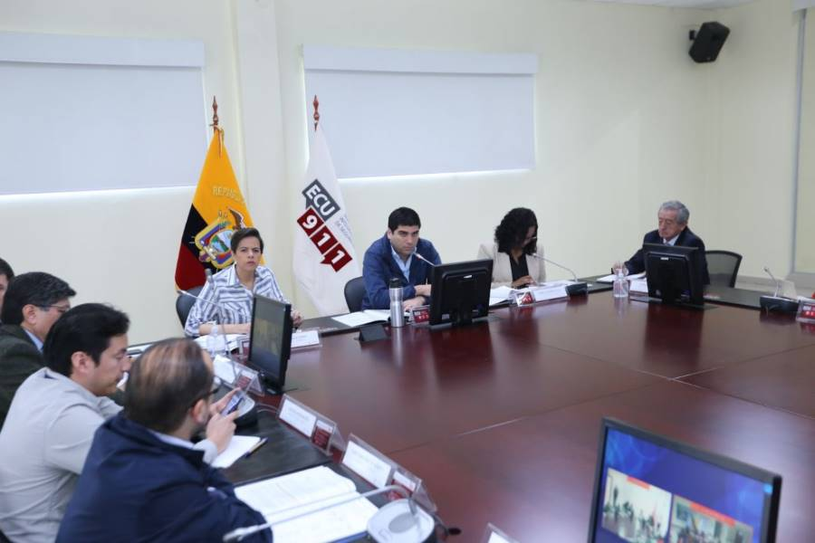 estado de emergencia sanitaria en Ecuador