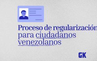 Los requisitos para la regularización de venezolanos en Ecuador