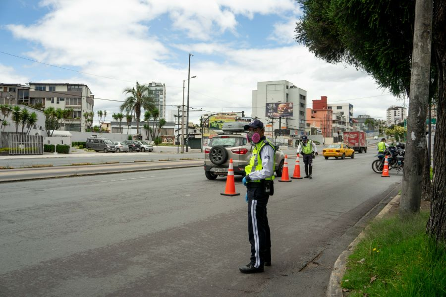 aislamiento domiciliario en Pichincha por el coronavirus