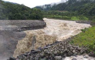 derrame de petróleo en la Amazonía