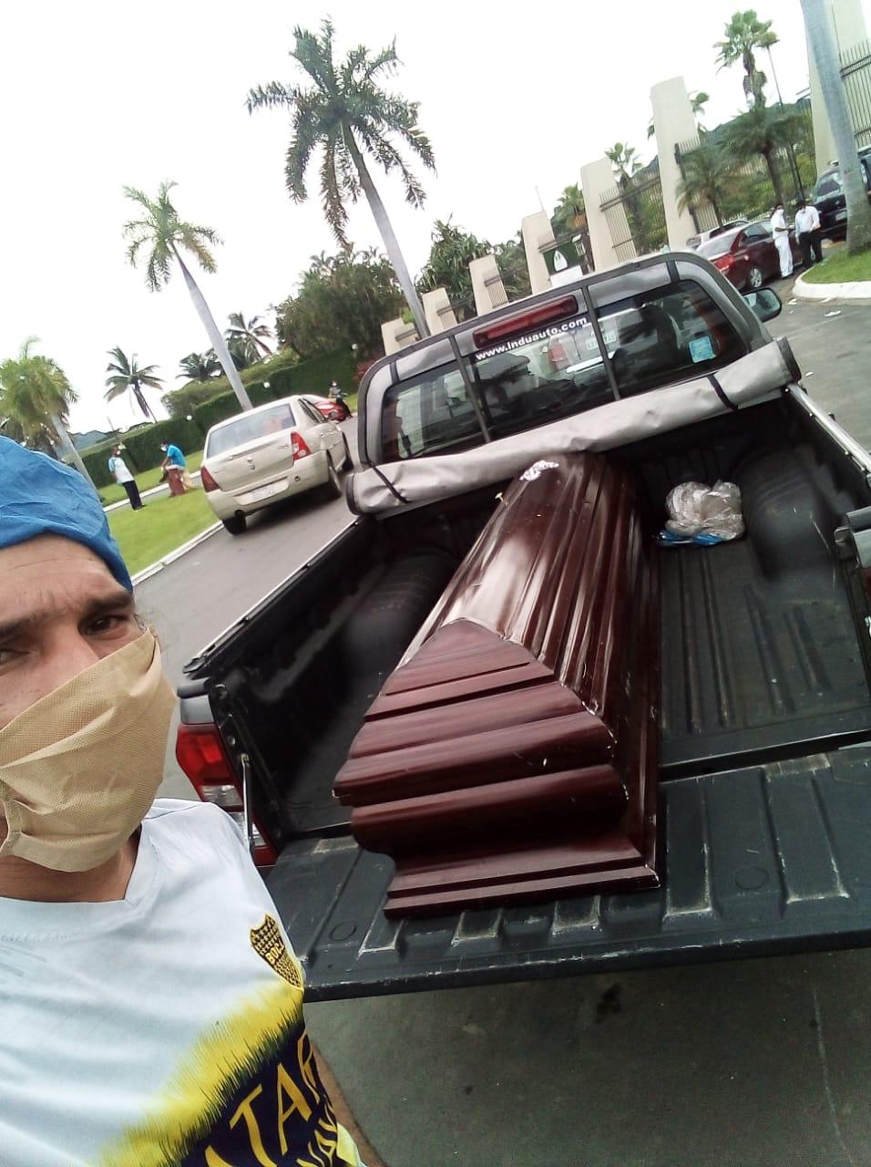 cadáveres en Guayaquil