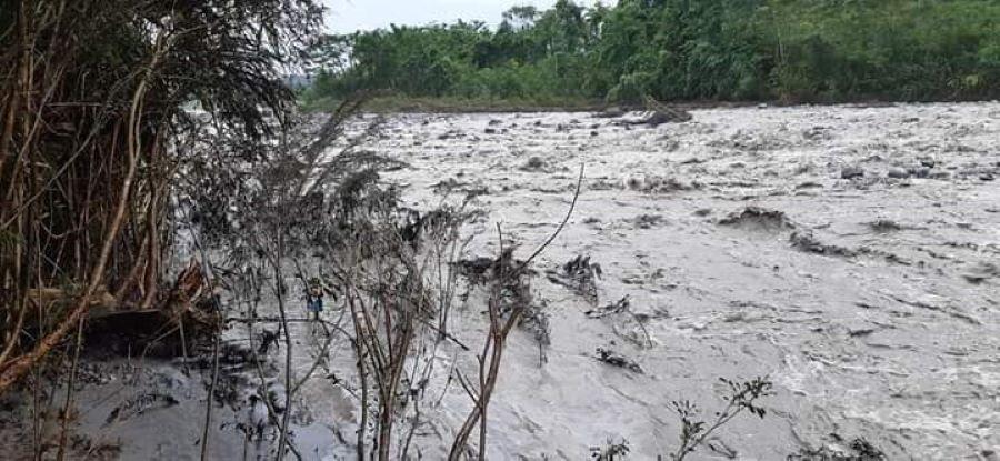 derrame de petroleo en la Amazonía