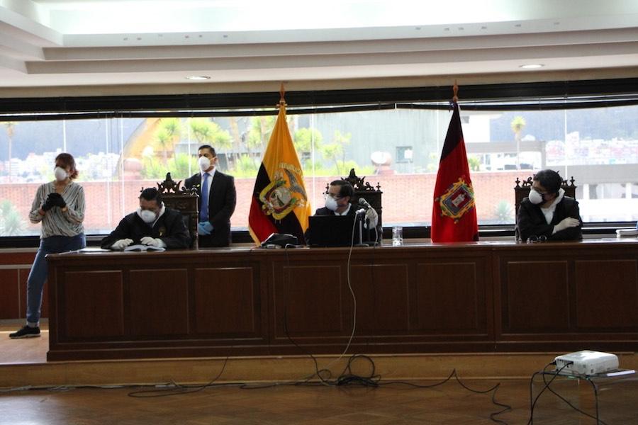 Rafael Correa es condenado a ocho años de prisión