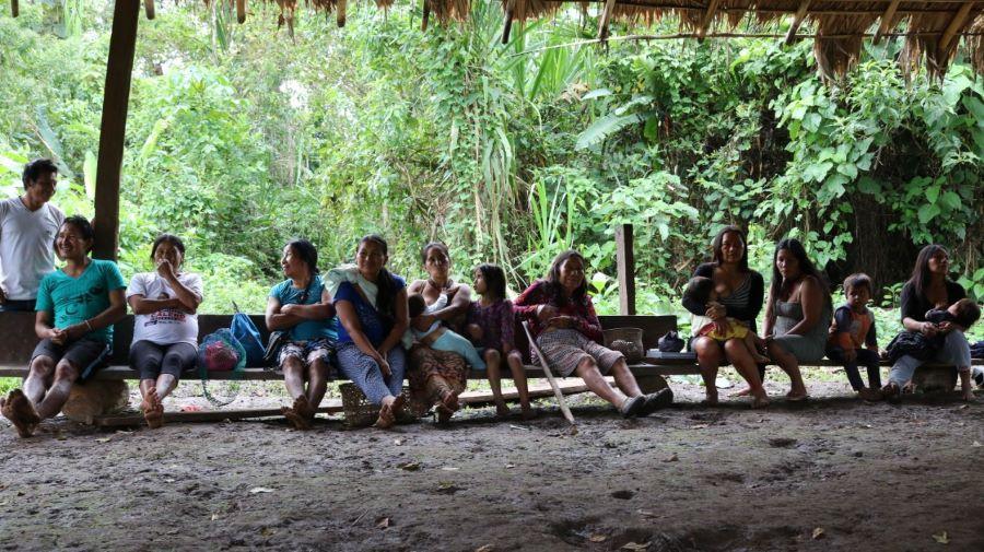 Situación de los indígenas y el coronavirus