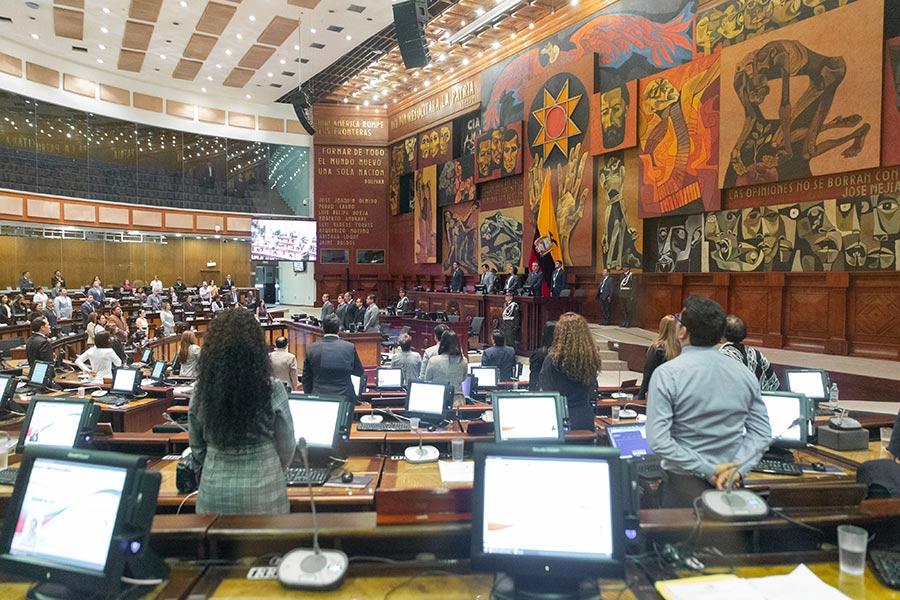 seguro de desempleo en Ecuador
