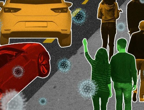 Una guía para cada color del semáforo de movilidad