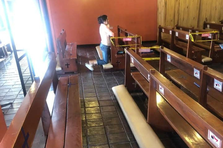 iglesias católicas y aeropuertos se reabrirán progresivamente
