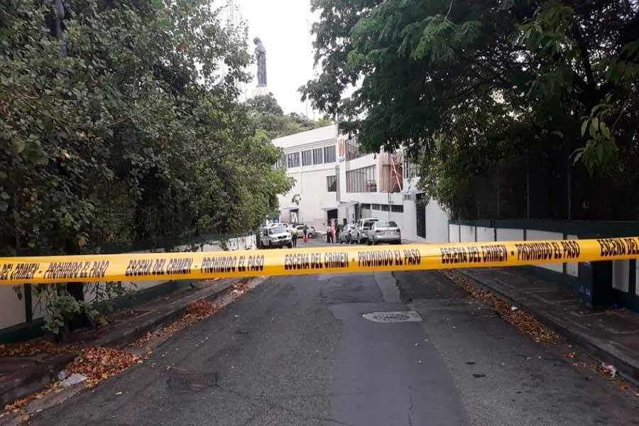 atentado con explosivo contra Teleamazonas