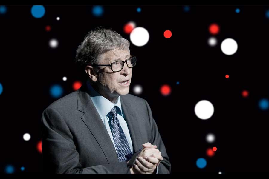 Fundación de Bill Gates