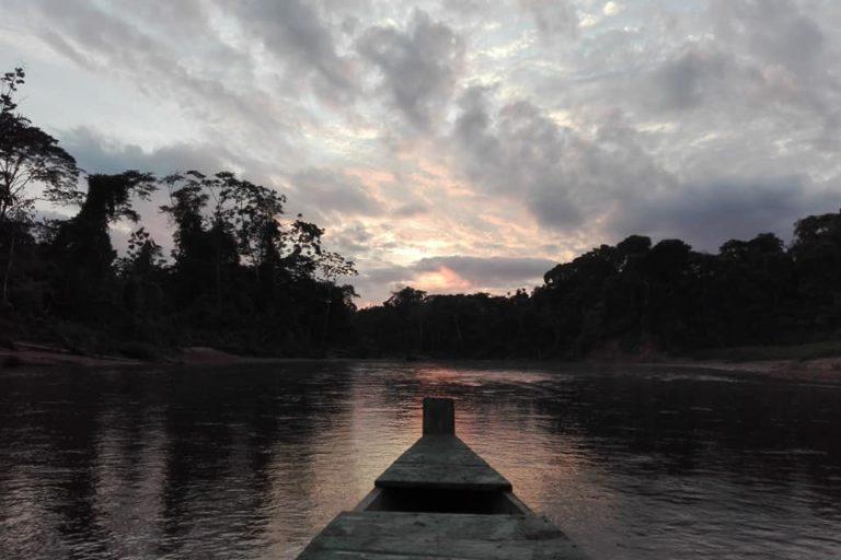 Atardecer Parque Nacional Madidi