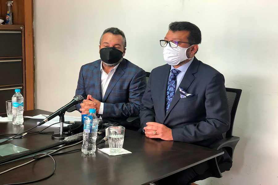 Lenín Mantilla desmintió acusaciones