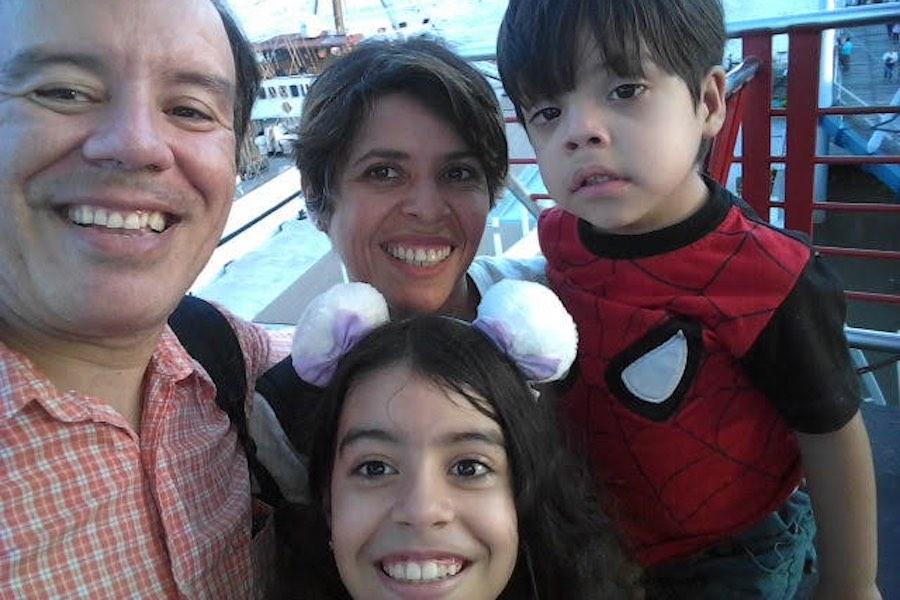 refugiada en Ecuador