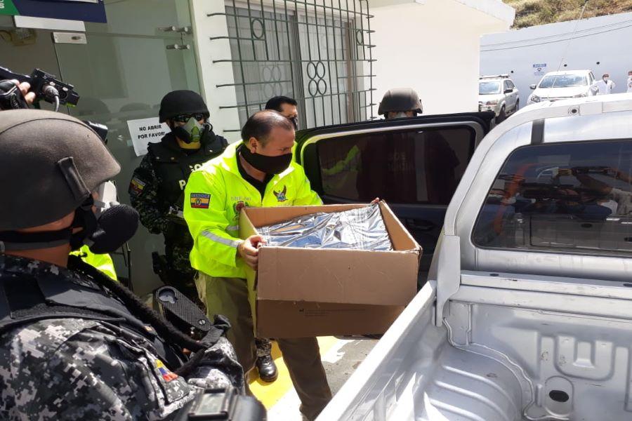 allanamientos en Guayas