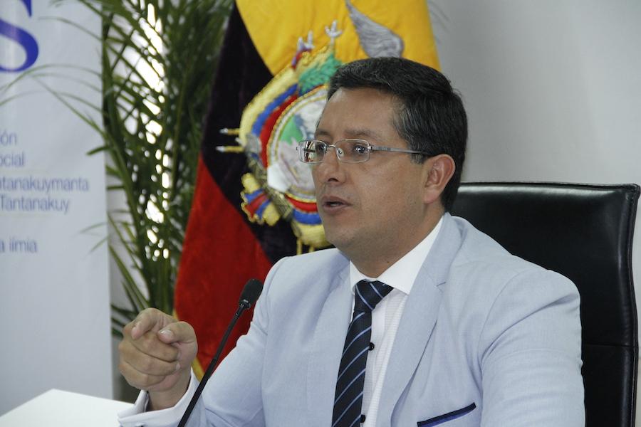 Miembros del CPCCS exigen la renuncia de Christian Cruz, ¿por qué?