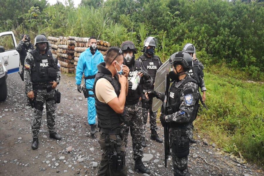 Ciudadanos secuestrados, Kumay