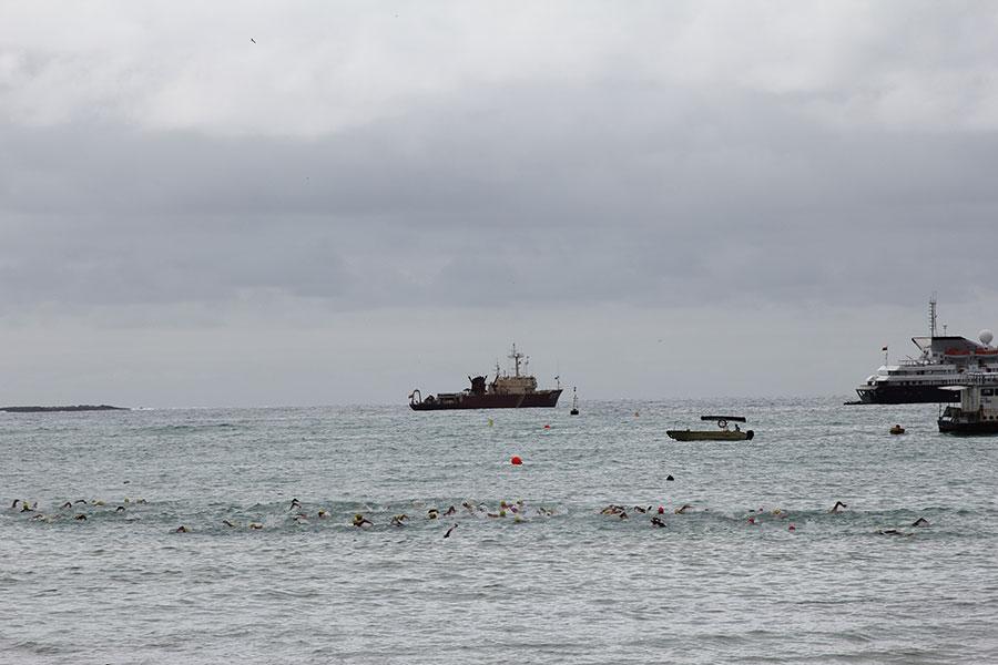 protección de Galápagos