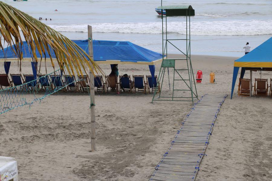 reapertura de las playas de Ecuador