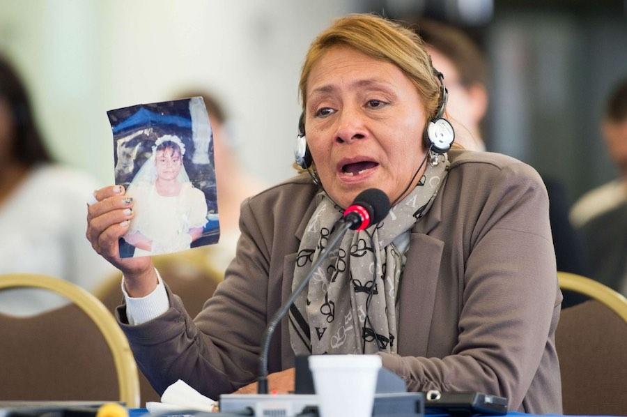 sentencia en el caso de Paola Guzmán