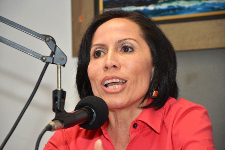 María de los Ángeles Duarte está alojada en la Embajada de Argentina