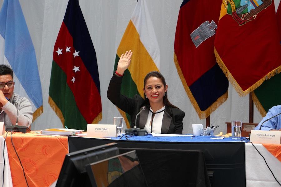 Paola Pabón y Virgilio Hernandez llamados a juicio