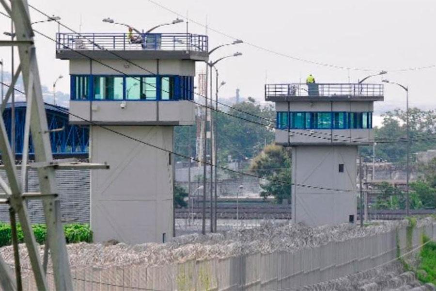 amotinamiento en la Penitenciaría de Guayaquil