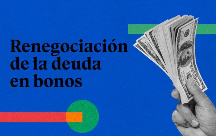 condiciones de la renegociación de bonos ecuatorianos