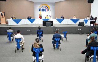 CNE convoca al país a elecciones
