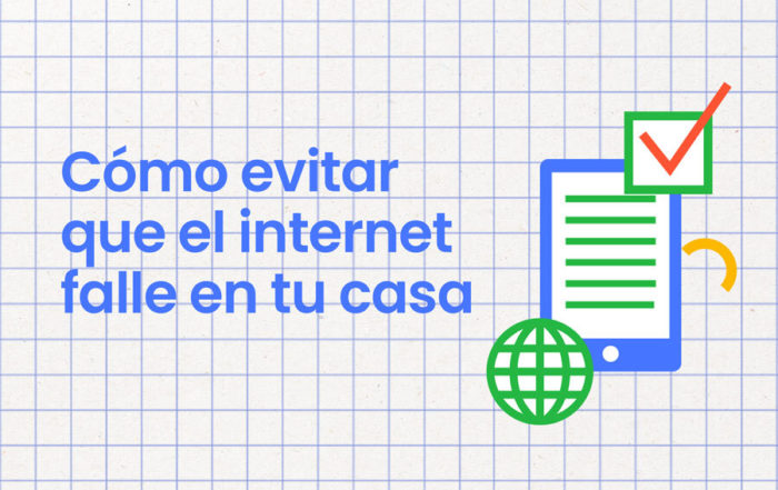 mejorar la conexión a Internet