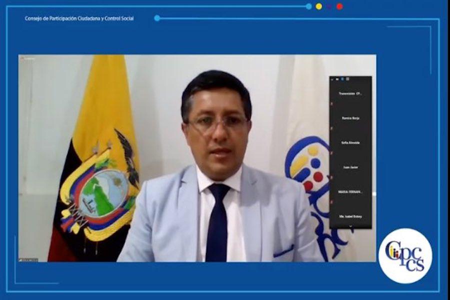 Chrsitian Cruz presentó una demanda