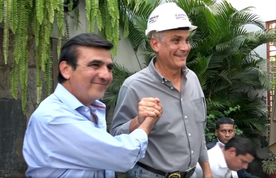Fabricio Correa renunció a su precandidatura