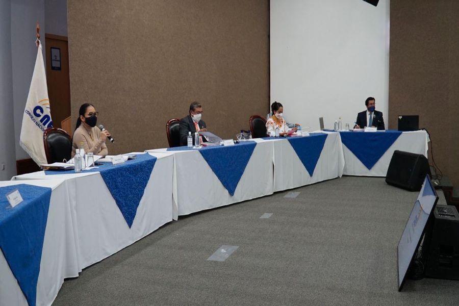 CNE eliminó cuatro organizaciones políticas