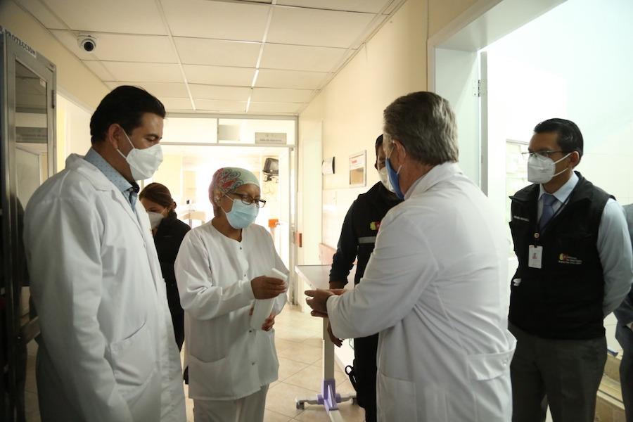 casos de covid-19 aumentan en Quito