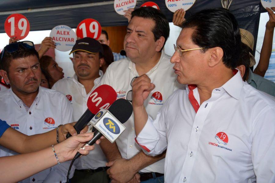 qué es movimiento Unión Ecuatoriana