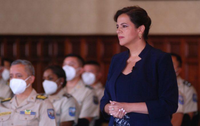 juicio político contra María Paula Romo
