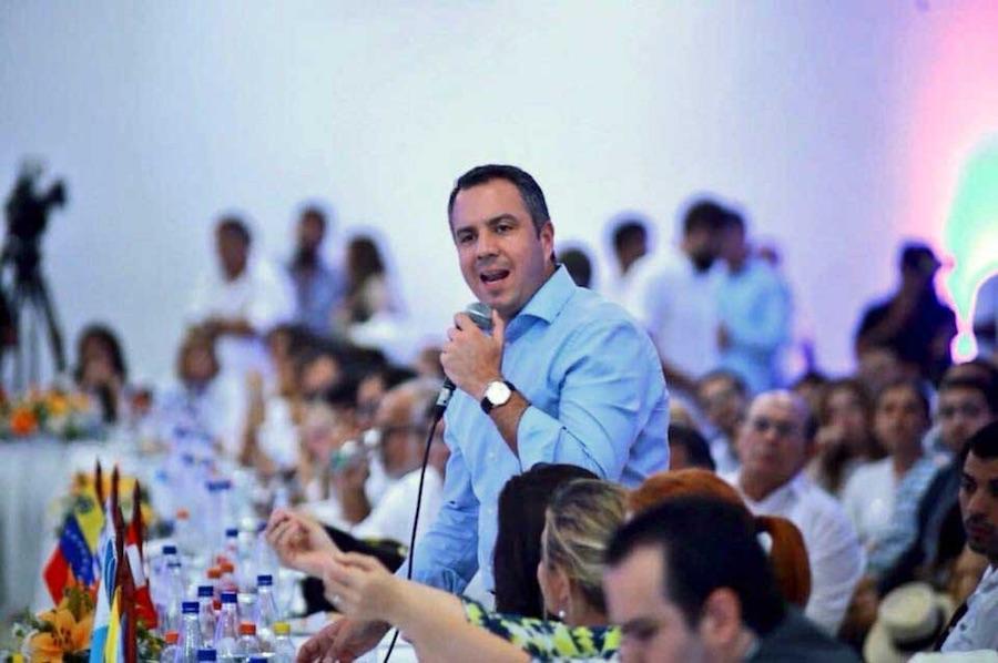 Guillermo Celi el candidato a la presidencia por SUMA