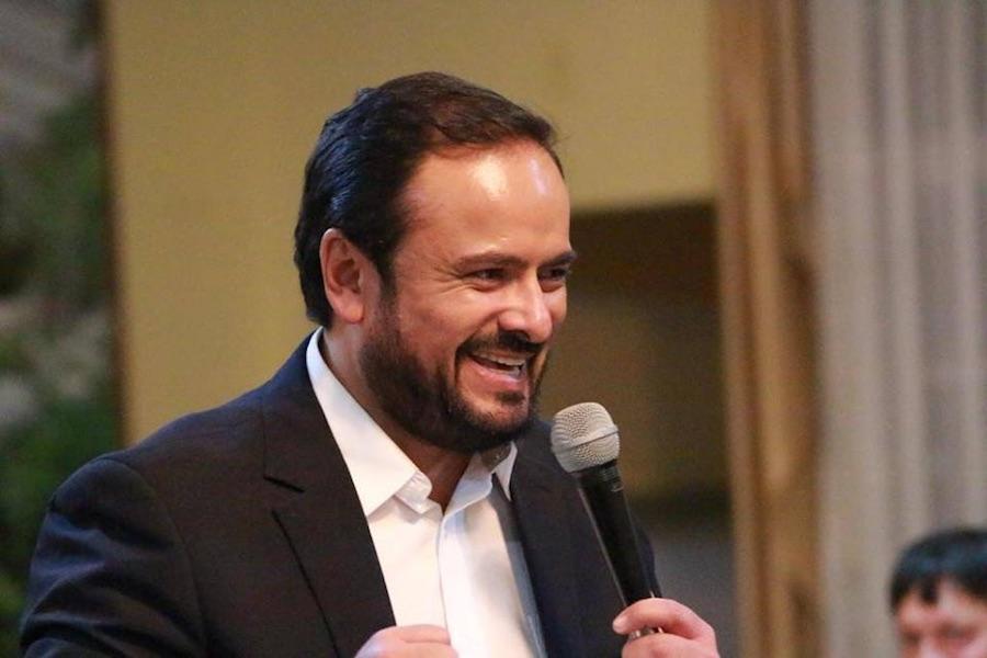Paúl Carrasco candidato a la presidencia