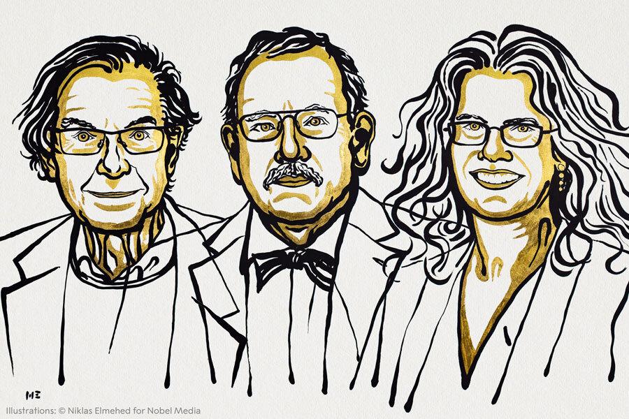 premios Nobel de Física 2020