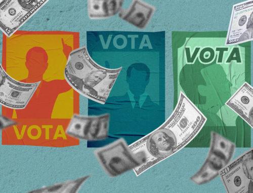 Así se financian las organizaciones políticas en Ecuador