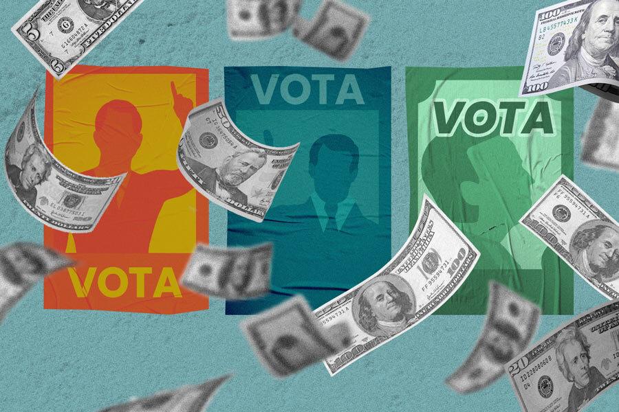 financiamiento de los partidos políticos en Ecuador