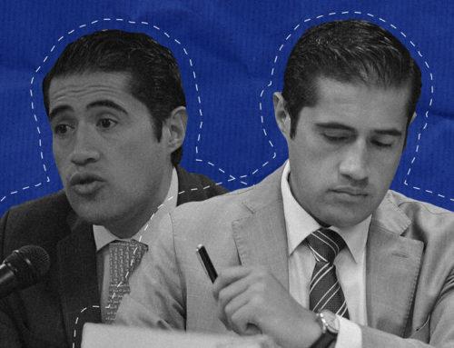 Se fue Richard Martínez, el pararrayos del gobierno de Lenín Moreno