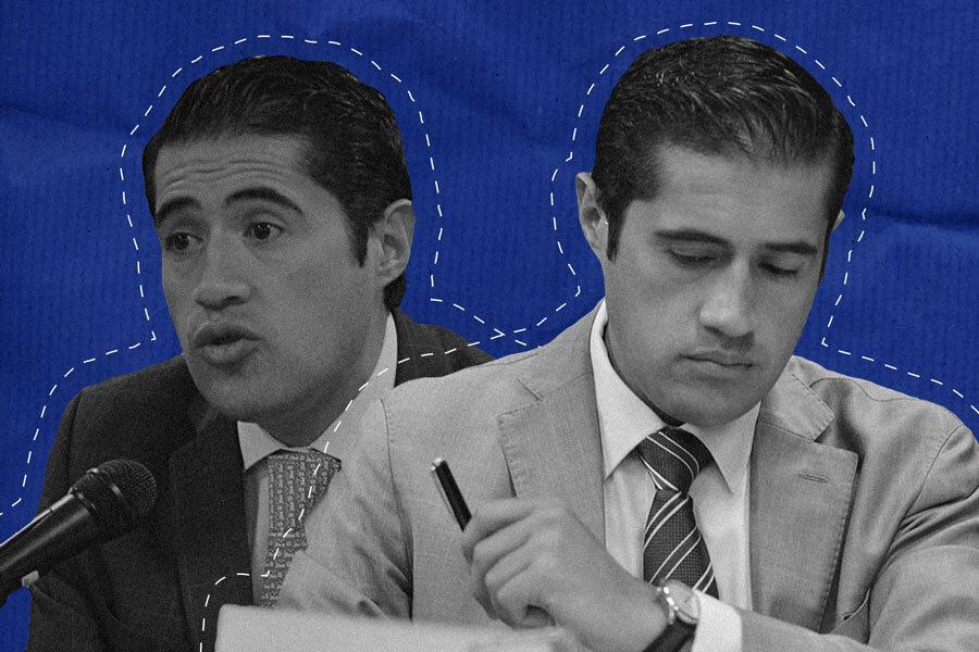 trayectoria de Richard Martínez
