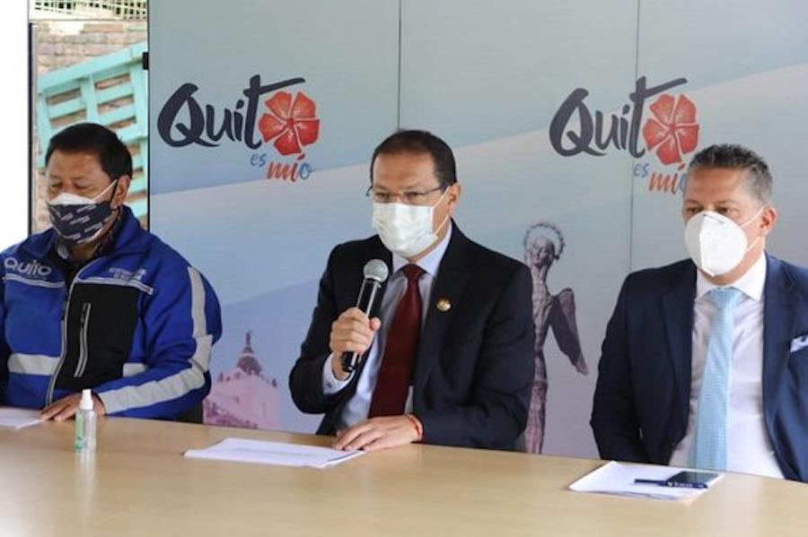 medidas de circulación en Quito