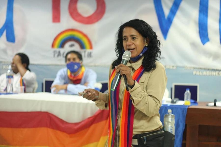 quién es Virna Cedeño